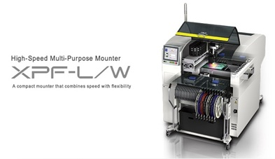 XPF High Speed Multi-Purpose Mounter