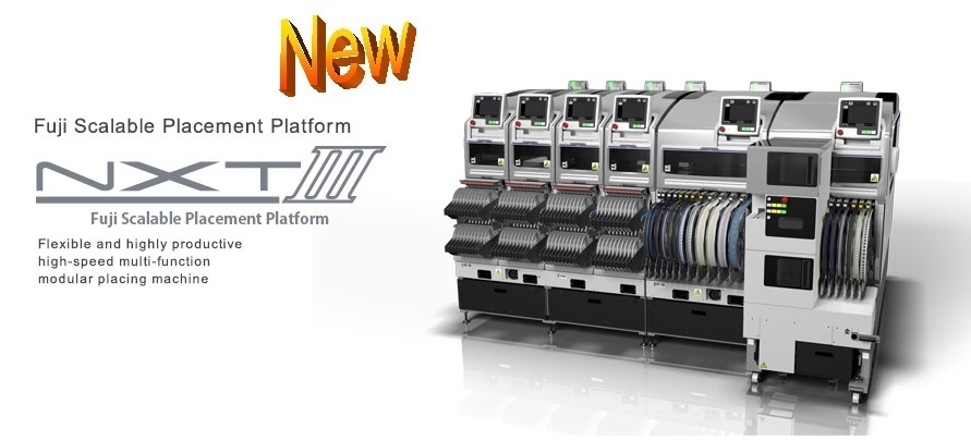 NXTII Fuji Scalable Placement Platform